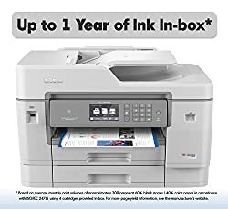 Image of the product Brother Inkjet Printer that is listed on the catalogue brand of Brother. It is scored with a 4.2 over 5.