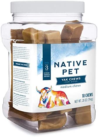 Native Pet Chews Dogs Medium product image