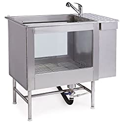 Total Pet Health Stainless Steel Hydro Heal Dog Spa
