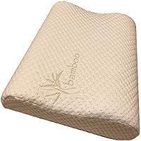 Perform Pillow Medium Profile Memory Foam Neck Pillow