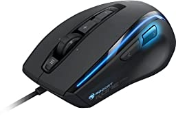 ROCCAT KONE XTD Max Customization Gaming Mouse, Black