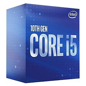 Intel Core i5-10400 Procesador (2,90 GHz; zócalo LGA1200; 65 W)
