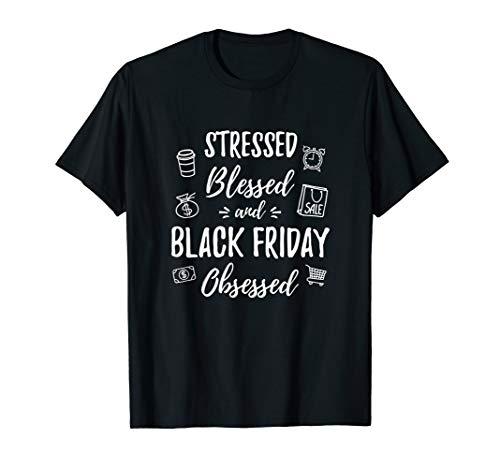 Funny Black Friday Shopping Team Shirt 2019 Thanksgiving