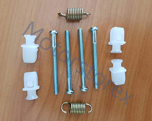 MotorStorex - Headlight Adjust screws set for Toyota Corolla KE10 KE26 KE30 KE25 KE36 -