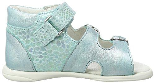 Däumling Baby Mädchen Bibiana Lauflernschuhe Blau (Regency caribe51)