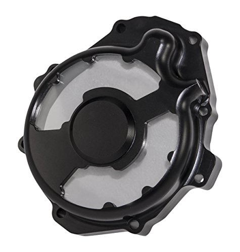 - Yana Shiki USA A4327ABWIN Anodized Black Window Stator Cover