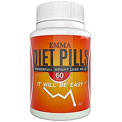 Diet Pills - Weight Loss Pills for Women - Fat Burners for Men - Appetite Suppressant - Weight Loss Supplements - Weight Management Fat Burning Aid - Natural Weight Loss Pills That Work Fast 60 Pills