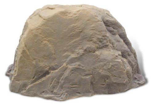Dekorra Fake Rock Septic Cover Model 103 Sandstone