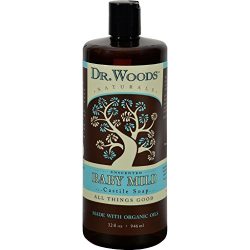 Dr. Woods Naturals Castile Liquid Soap - Baby - 32 Fl Oz (Pickle Soap compare prices)