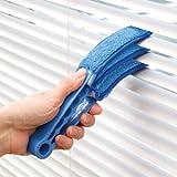 Blumen-Beet 洗車 用品 車の窓拭き フロントガラス クリーナー 本体 と 替え布 クロス 清掃