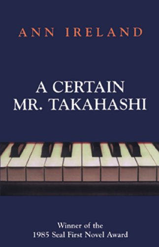 Book cover for A Certain Mr. Takahashi