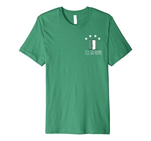 Mens Shane Dawson Everyday T-Shirt Large Kelly Green