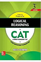 How to Prepare for Logical Reasoning for the CAT (Old Edition) Paperback
