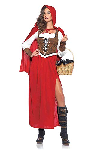 Best Halloween Themed Movies All Time (Leg Avenue Women's Woodland Red Riding Hood,)