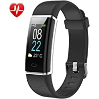 YAMAY Fitness Tracker Heart Rate Monitor, Fitness Watch...