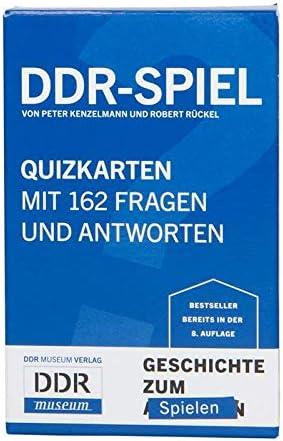 DDR Nostalgie Kartenspiel