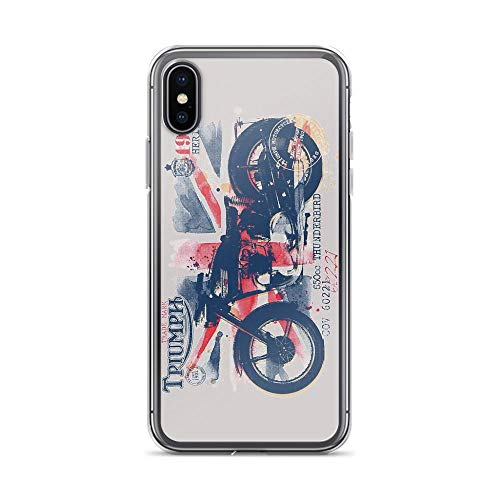 - iPhone X/XS Pure Clear Case Cases Cover Thunderbird 1902 Heritage