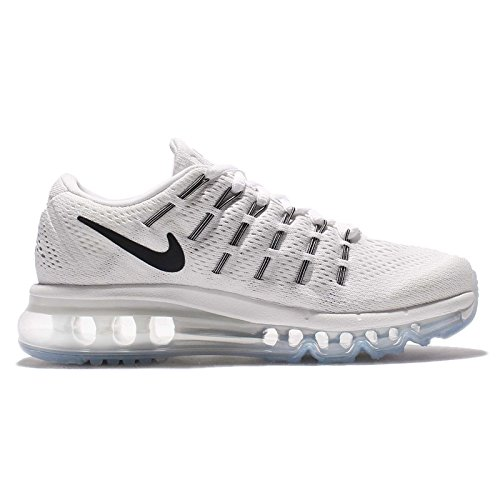 Max WHITE Nike Air WHITE Black WMNS White White 2016 Women's BLACK Summit SUMMIT TqtwR