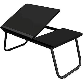 Amazon.com : Home-Like Folding Laptop Desk Portable Standing ...