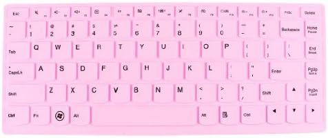 Teclado portátil protector de la película de color rosa para ...