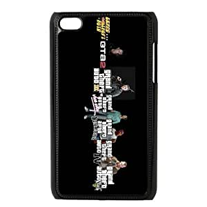 iPod Touch 4 Phone Case GTA H5X92153