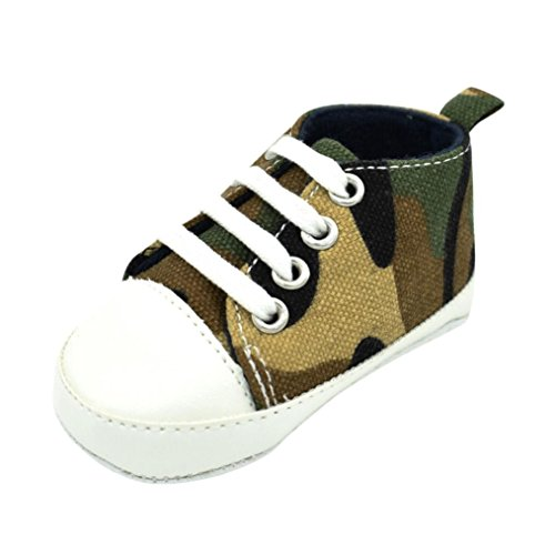 Fabal Summer Children Shoes Girls Boys Casual Shoes Fashion Camouflage Baby Sports Shoes (12-18Month, Camouflage)