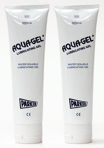 Aquagel Lubricating Jelly Tube Laboratories