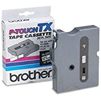 Brother International 3/8 Black On White (tx2211) -