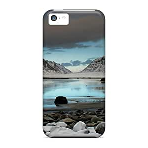 Frozen Lake Cases Compatible With Iphone 5c/ Hot Protection Cases