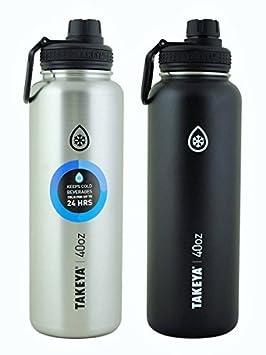 2d63cc6ec9 Takeya thermoflask 2Pack 40oz: Amazon.ca: Home & Kitchen