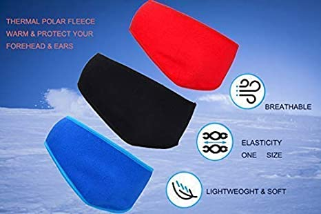Ear Warmer Headband Sport headband Workout Sweat Headband Ear cover Earmuffs for Women Men Running Yoga Winter cold weather
