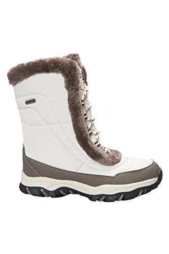 Beige Warehouse Invernali Caldi e Impermeabili Mountain Ohio Ideali e da Neve Doposci Donna per Stivali I6IxpFw