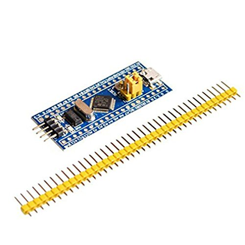 HiLetgo STM32F103C8T6 ARM STM32 Minimum System Development Board Module STM32F103C8T6 Core Learning Board For (16 Mhz System)