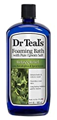 Dr. Teal's Foaming Bath, Eucalyptus Spea...