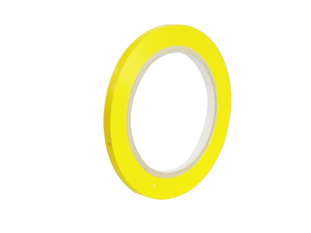 "Vinyl Marking Tape 1/4"" x 36 yards several sizes"