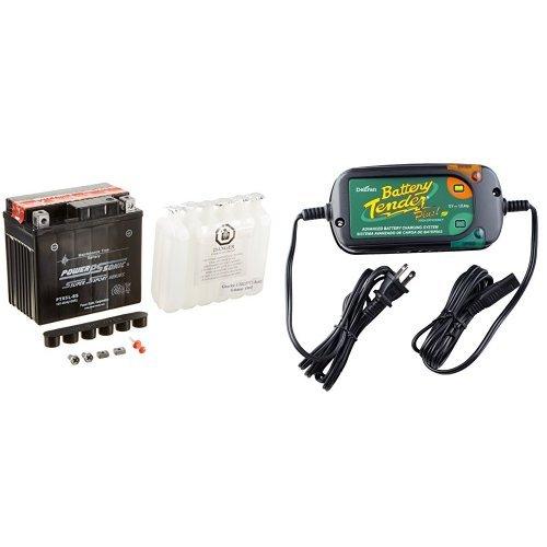Power-Sonic PTX5L-BS) Sealed Maintenance Free Powersport ...
