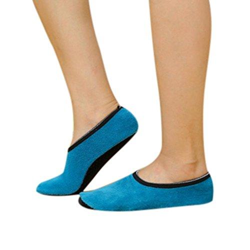 hunpta - Sandalias deportivas para mujer Talla única azul celeste