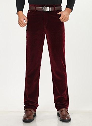 Velvet Corduroy Pants - 5