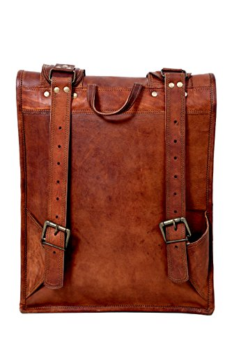 """Imperial Leather Laptop Backpack 14"""" x 20"""""""