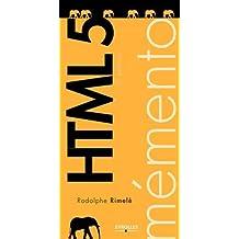MÉMENTO HTML 5 3E ÉD.