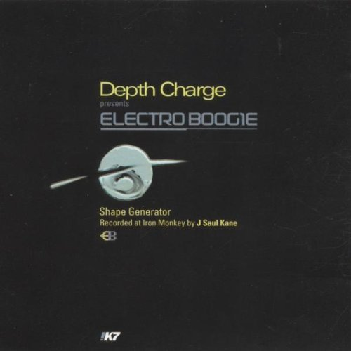 Price comparison product image Electroboogie: Shape Generator by Depth Charge (1999-05-03)