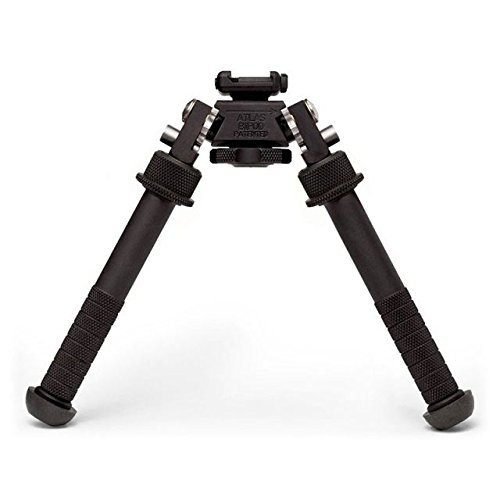 Accushot Atlas Bipod - Standard Two Screw 1913 Rail Clamp (Bt10)