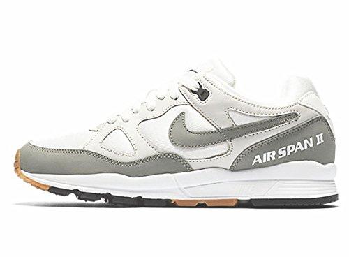 Nike Wmns Air Span II, Chaussures de Gymnastique Femme Beige (Summit Whitedark Stucco Li G H T Bone 100)
