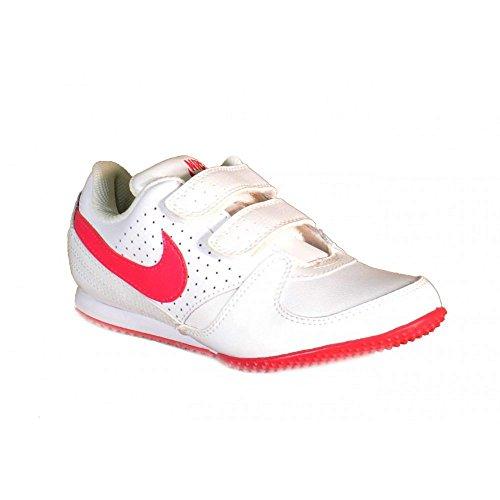 Nike - Nike Kallisto (Psv) Kinder Sportschuhe Weiss Leder 429761 Weiß