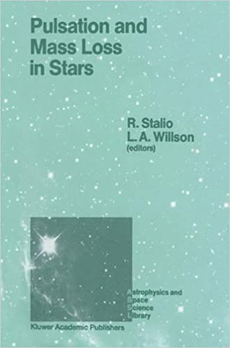 Book Pulsation and Mass Loss in Stars: 'Proceedings of a Workshop Held in Trieste, Italy, September 14-18, 1987' (Astrophysics and Space Science Library)