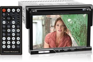 Used, Power Acoustik PD-710B Single-DIN Multimedia Source for sale  Delivered anywhere in USA