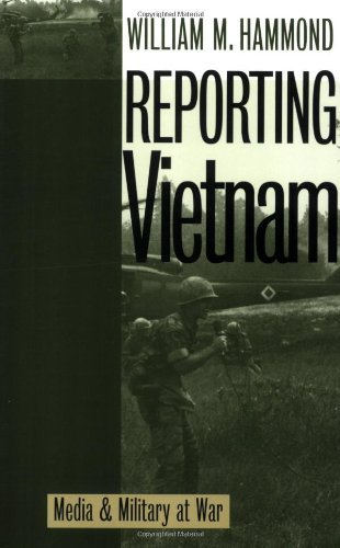 Download Reporting Vietnam: Media and Military at War [Paperback] [2000] (Author) William M. Hammond ebook