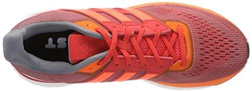 adidas Damen Supernova Laufschuhe Mehrfarbig (Hi-res Orange S18/core Black)