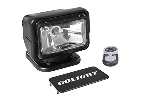 Golight Radioray GL-2051 Wireless Remote Control Spotlight - permanent mount
