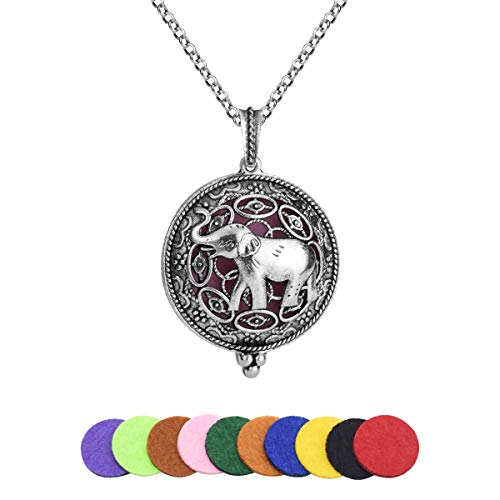 Essential Diffuser Aromatherapy Necklaces Stainless product image